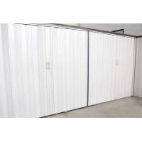 张家港豪华PVC折叠门,隔冷气折叠门