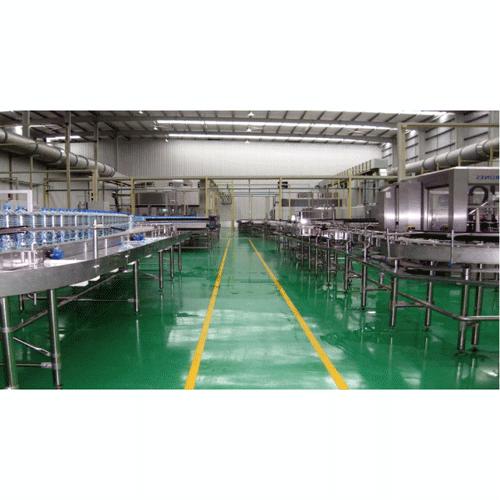 海丰-101环氧树脂平涂型地坪