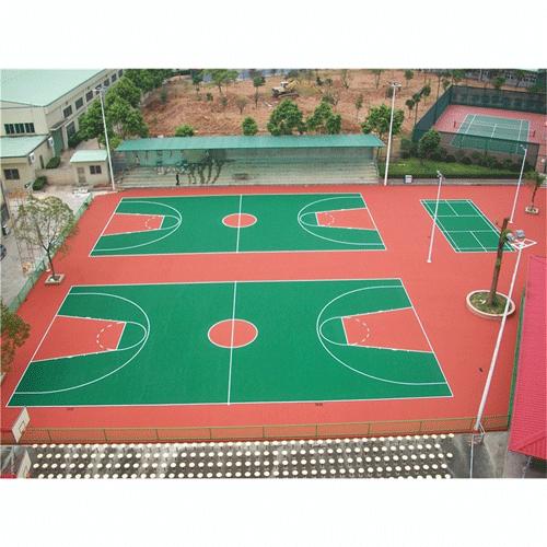海丰-501丙烯酸(亚克力)球场涂装