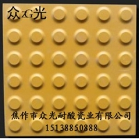 盲道砖应用许昌漯河平顶山高铁建设