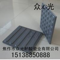 地铁盲道砖 灰色盲道砖 25mm厚陶瓷盲道砖价格优惠
