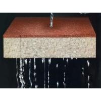 广场透水砖陶瓷透水砖生态环保透水砖规格尺寸