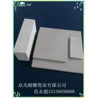 河南耐酸砖地面磨砂纹防滑耐酸地砖200*200地面防腐瓷砖