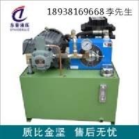 非标定制液压系统液压站 东普生产油压机动力单元