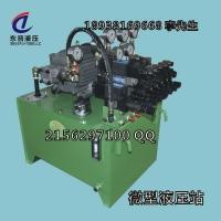 广东东普供应液压站 小型注塑机用液压站 wolita07液压