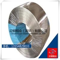 【云铜铜业】现货供应BZn18-18、白铜板、白铜带
