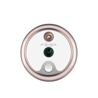 4.3寸智能电子猫眼可视门铃防盗门摄像头门外机