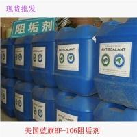 蓝旗阻垢剂反渗透膜专用阻垢剂BF-106