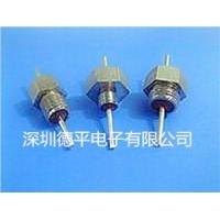 德平供应M6高压陶瓷穿心电容直流馈通滤波器