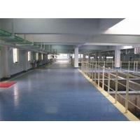酸碱池重防腐地坪、管件沟槽防腐地坪