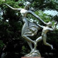 景观雕塑、城市雕塑、雕塑