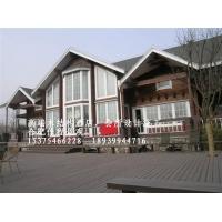 安徽木结构房屋 木结构酒店会所设计安装
