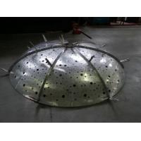 供应吸音防火A级造型铝单板吊顶装饰材料