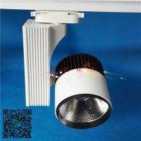 舞台LED轨道灯聚光节能30w40w橱窗高亮度cob轨道灯