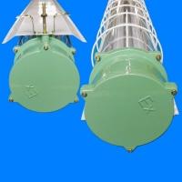 led防爆泛光灯低价格批发双管单管防爆荧光灯具
