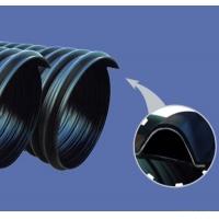 销售聚乙烯塑钢缠绕管 新型塑料管使用寿命长批发定做