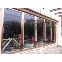 不锈钢钢化玻璃门