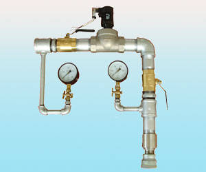 模拟末端试水装置