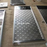 厂家直销不锈钢镂空雕花屏风,隔断