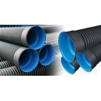 HDPE双壁波纹管,PVC加筋管,PVC-U双壁波纹管