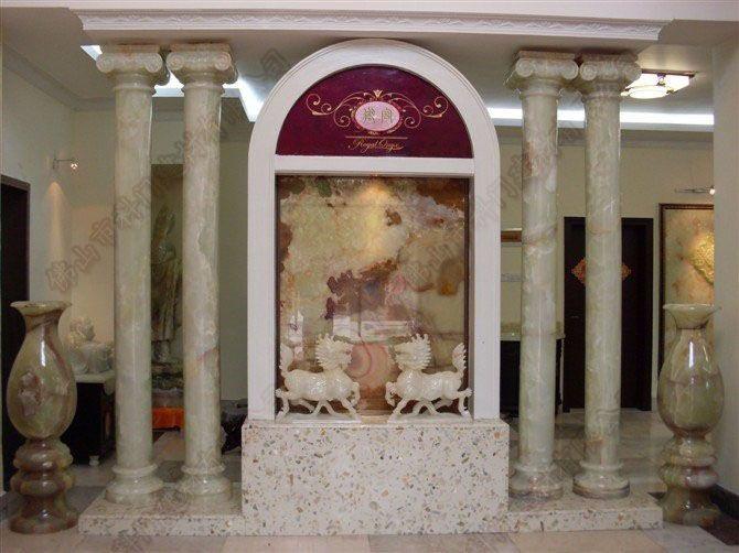 东莞欧式仿大理石装饰造型罗马柱
