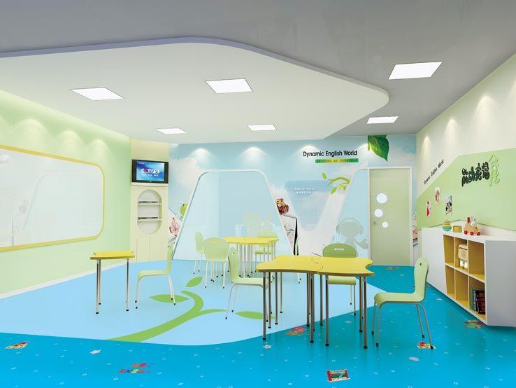 幼儿园塑胶地板 金象