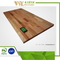 美国红橡餐桌面直拼板 指接板 德国进口木蜡油工艺