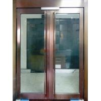不銹鋼玻璃門  不銹鋼門   玻璃門  樓宇門   對講門