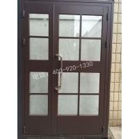 钢质烤漆单元门  烤漆门  钢质门  单元门
