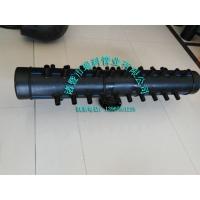水处理PE分水器 膜组件超滤纳滤海水淡化装置PE管道系统制造