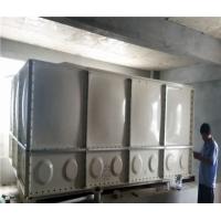 玻璃钢水箱_德州五屹水箱