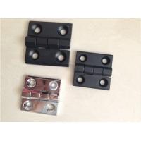 锌合金合页铰链 铝型材铰链4040 5050 6060