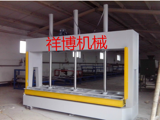 木工机械液压式木工冷压机50吨液压冷压机