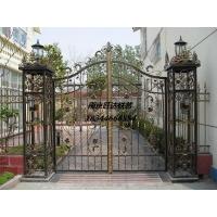 南京铁艺|铁艺大门|铁艺楼梯|铁艺栏杆|铁艺防护网