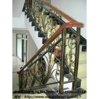 南京铁艺|铁艺楼梯|铁艺围栏||铁艺防护窗