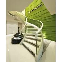 南京旋转楼梯铁艺旋转楼梯精美别墅楼梯