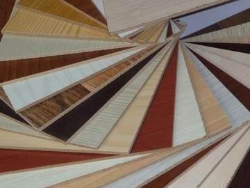 欣悦E0级免漆板16mm实木多层生态板小浮雕衣柜橱柜家具板双