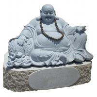 供应惠安石雕佛像 石雕弥勒佛 青石佛像雕刻 寺庙佛像