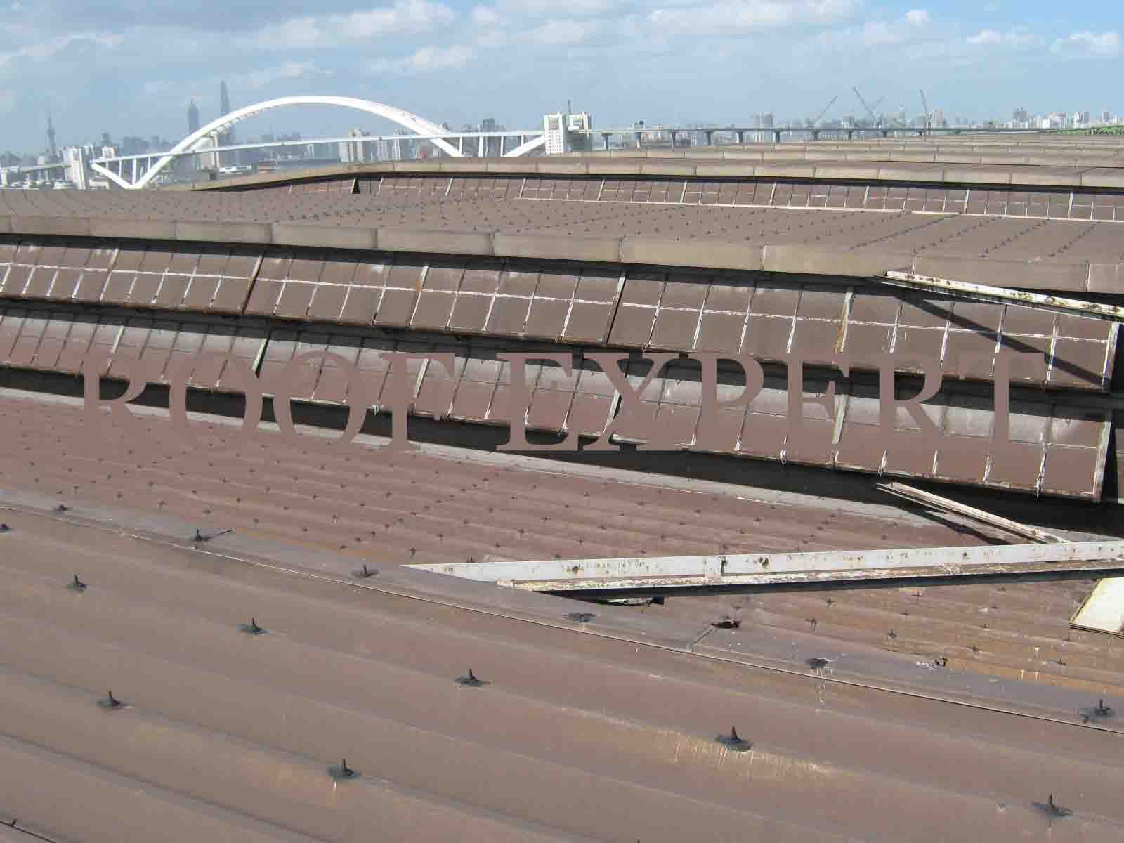 北京瑞芙特钢结构屋面防腐翻新系统保质保量节约成本费用
