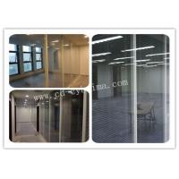 单玻玻璃隔间(80mm 100mm)