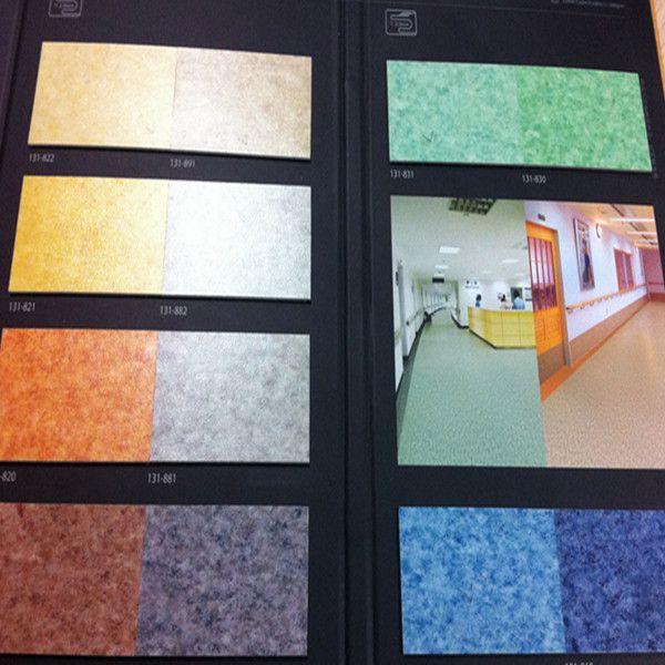 浩瑞2.0mm地板 PVC地板 塑胶地板 耐磨防水