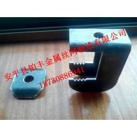 钢格栅板安装夹,热浸镀锌紧固件,卡子,配件