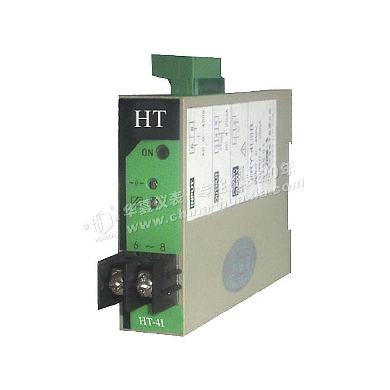华夏单相交流电压变送器导轨式图片