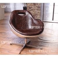 纯手工铝皮椅太空铝皮转椅铝皮酒吧椅复古咖啡椅