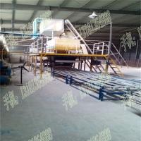 玻镁复合板设备/玻镁防火板设备/玻镁通风管道设备