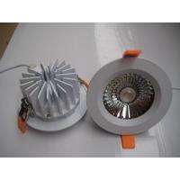 深圳2016新款LED压铸防水筒灯外壳配件批发开孔95MM