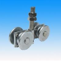 厂家直供应重型推拉门吊轮 兴达50型加重钢制滑轮吊轮