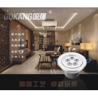 国强光电  LED 天花灯 高亮低耗性能超优