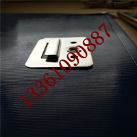 济南方正五金不锈钢卡扣集成墙板安装卡片卡子金属件