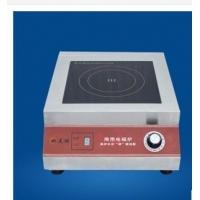 大功率单头台式凹面商用电磁炉3500W